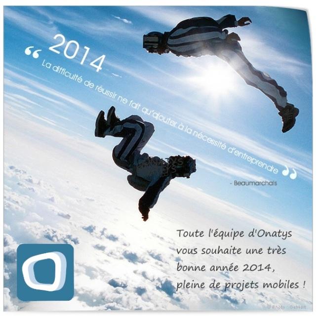 Une nouvelle année pleine de projets mobiles